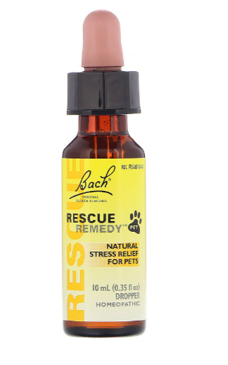 Bach Rescue Remedy Stress Relief for Pets 0.35oz