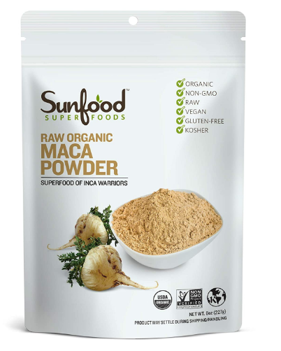 Sunfood Maca Powder 8oz.