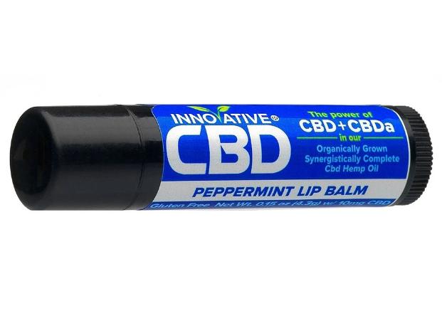 Innovative CBD Lip Balm 10mg