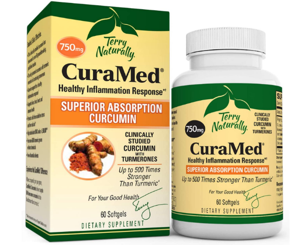Terry Naturally Curamed 750mg 60sft gels