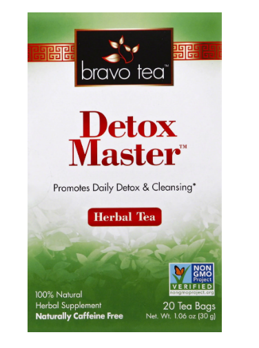 Bravo Tea, Detox Master Herbal Tea