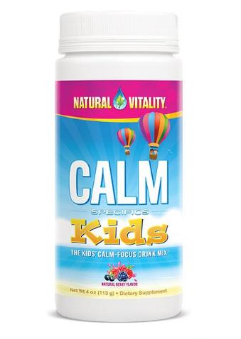 Natural Vitality Calm KIDS 4oz