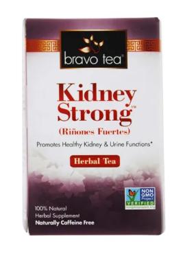 Bravo kidney Strong 6 Tea Bags