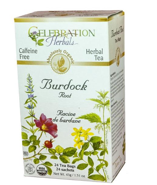 Celebration Herbals Burdock