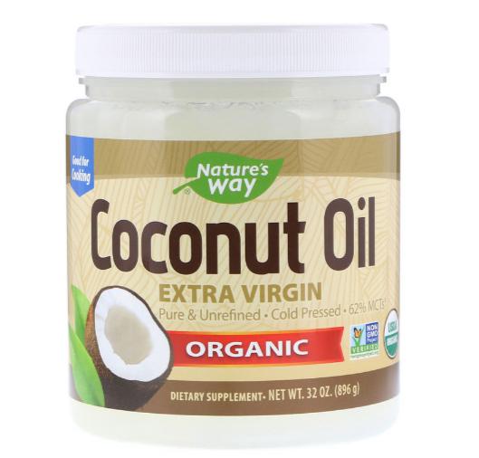 Nature's Way Extra virgin coconut Oil  32oz