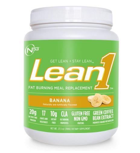 N53 Lean1 Banana 15 Serving