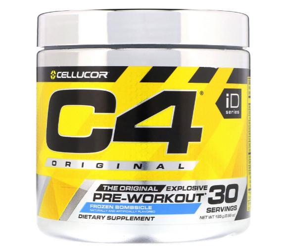 Cellucor C4 Frozen Bombsicle 30 servings