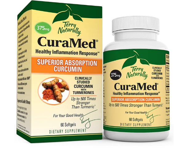 Terry Naturally Curamed 375mg 60sft gels
