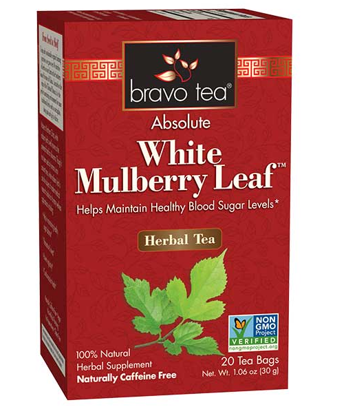 Bravo Tea, White Mulberry Leaf