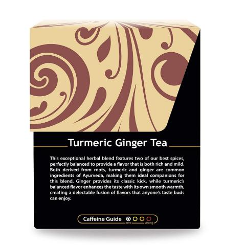 Buddha Teas, Ginger Tea