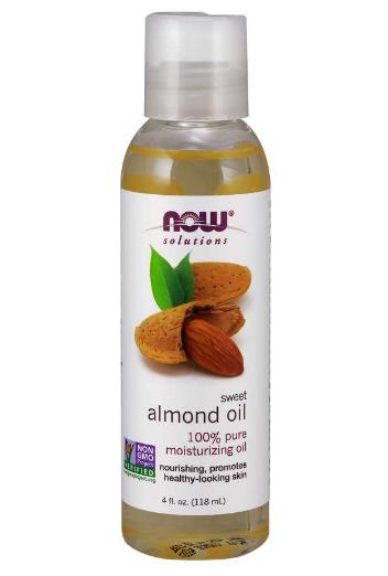 Now Almond Oil 4 oz