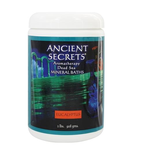 Ancient Secrets Deadsea Bathsalt Eucalyptus 1 LB
