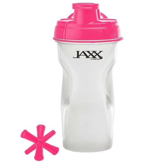 Jaxx shaker Pink 28oz