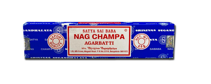 Saibaba Nag Champa 40g.