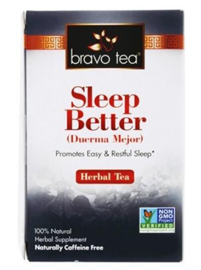 Bravo Tea Sleep Better
