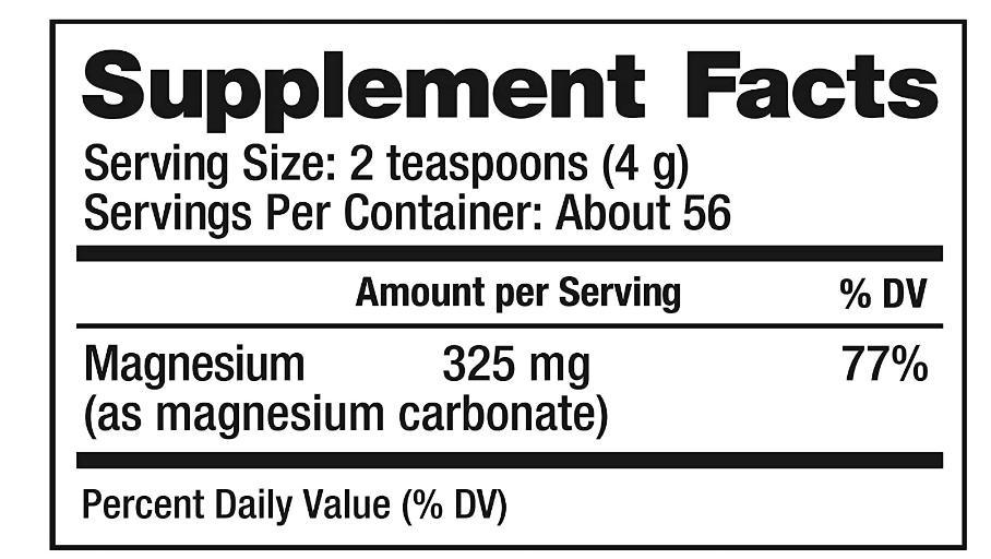 Natural Vitality Natural Calm Raspberry-Lemon 8 oz