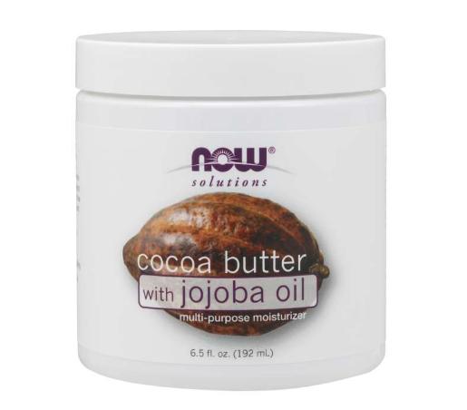 Now Cocoa Butter w/ Jojoba Oil 6.5 oz