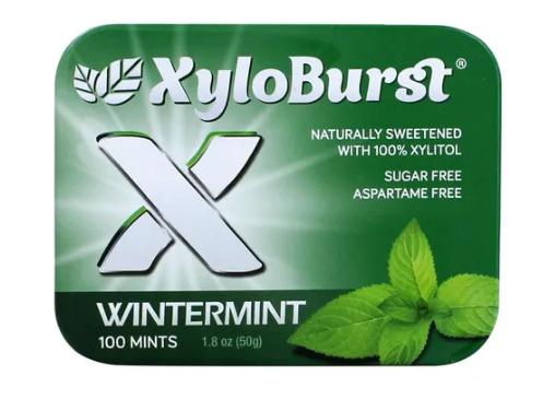 Xyloburst Wintermint Mint Tin