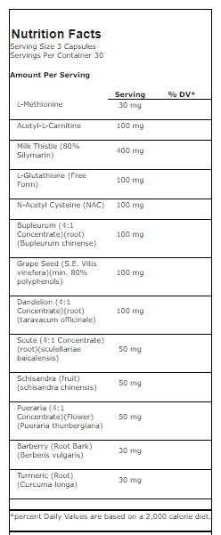 NutraKey Liver Optima 90 Capsules