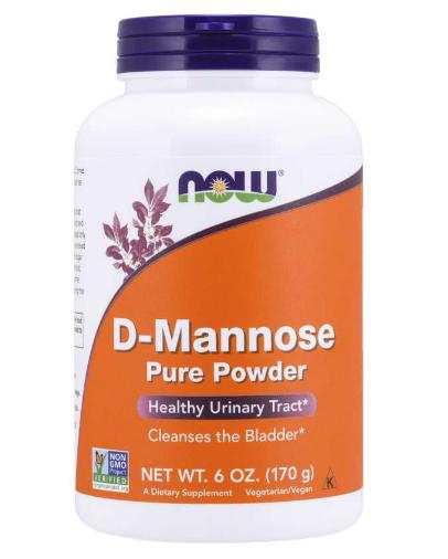 Now D-Mannose Pure Powder 6 oz