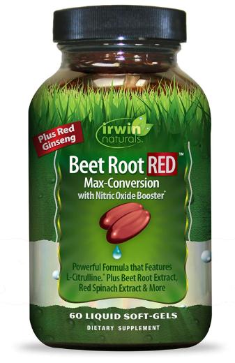 Irwin Naturals  Beet Root Red 60