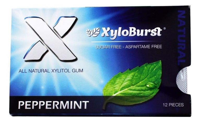 Xyloburst Peppermint Gum