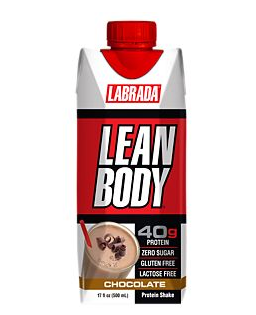 Labrada Lean Body Chocolate Protein Shake 8.45 oz
