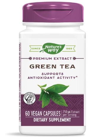 Nature's Way Green Tea Standardized