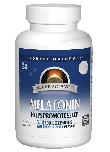 Source Naturals Melatonin 5.0