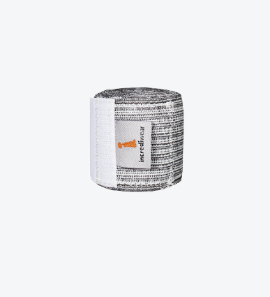 Incrediwear Bandage Wrap Grey 2