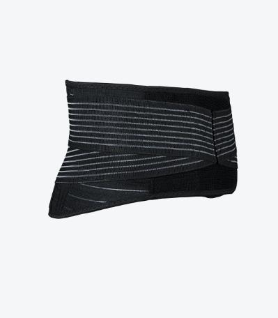 Incrediwear Back Brace Black XL