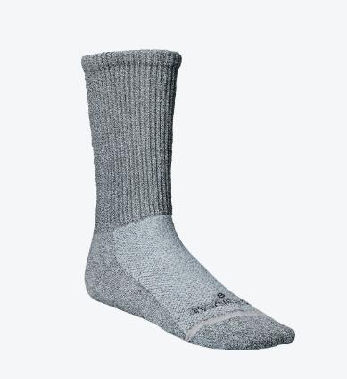 Incrediwear Circulation Socks Crew Grey Medium