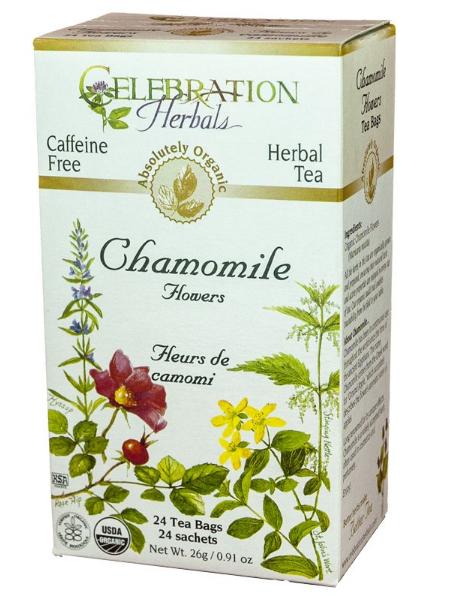 Celebration Herbals Chamomile Tea