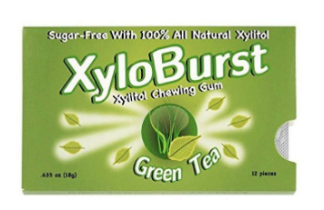 Xyloburst Green Tea Gum