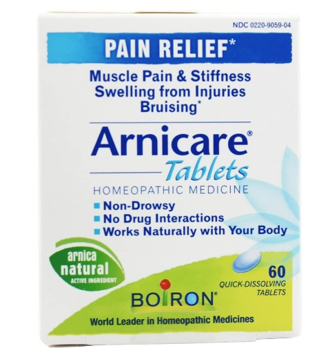 Boiron Arnicare Pain Relief 60 Tablets