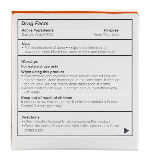 Derma.E Acne Rebalancing Cream