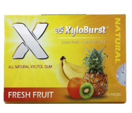 Xyloburst Fresh Fruit gum