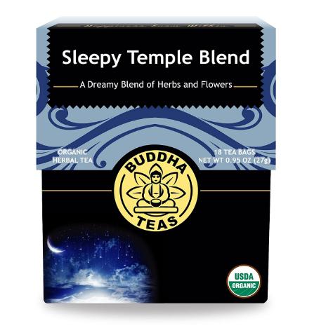 Buddha Teas Sleepy Temple Tea