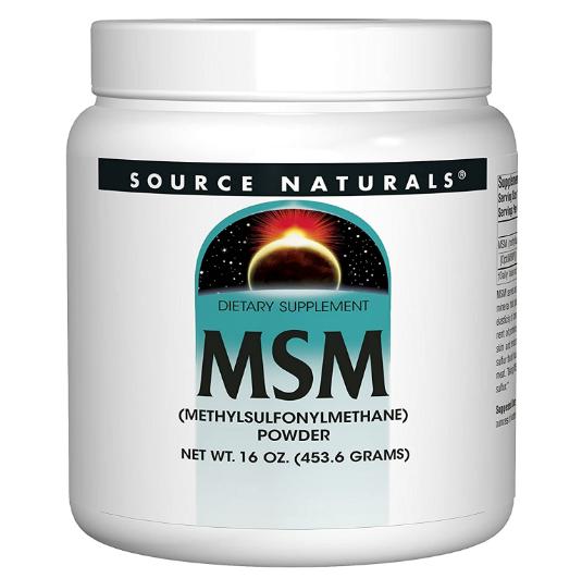 Source Naturals MSM Powder 16 oz.