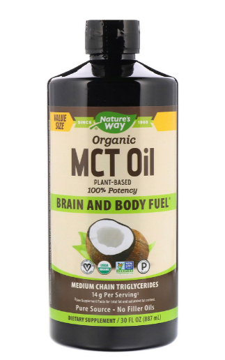 Nature's Way MCT OIL 30 oz