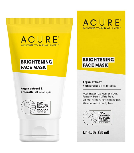 Acure Brightening Face Mask 1.7oz