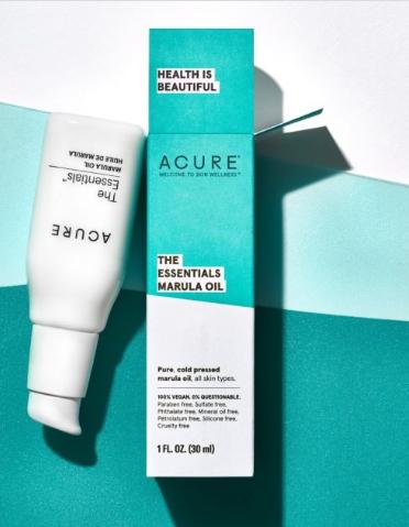 Acure Organics, Marula Oil Treatment, All Skin Types 1oz