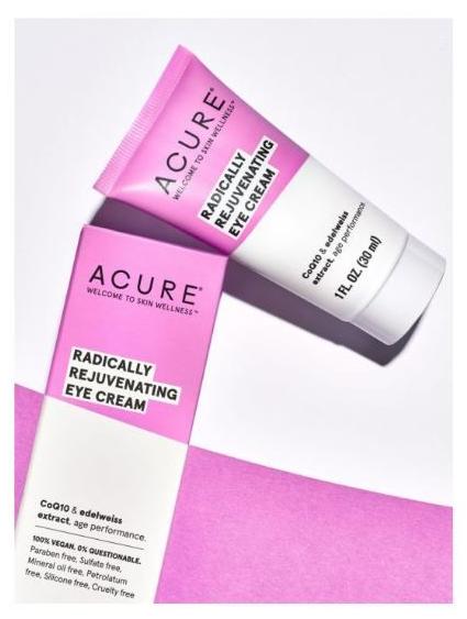 Acure Eye Cream 1oz