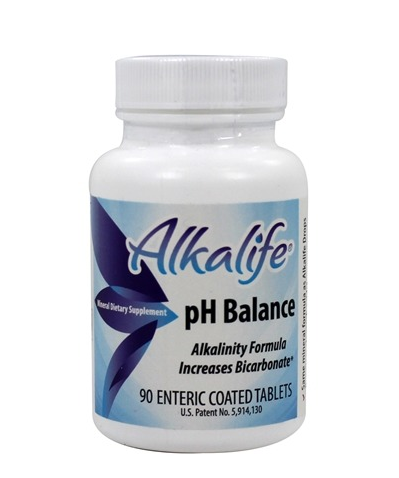 Alkalife pH Balace 90 Enteric Coated Tablets