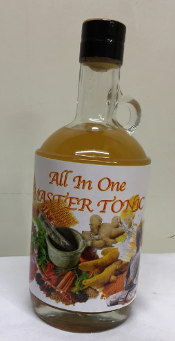 All In One Master Tonic 750ml