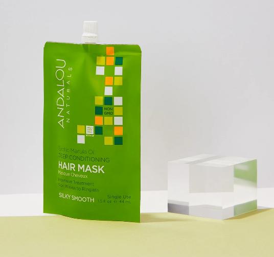 Andalou Naturals Hair Mask