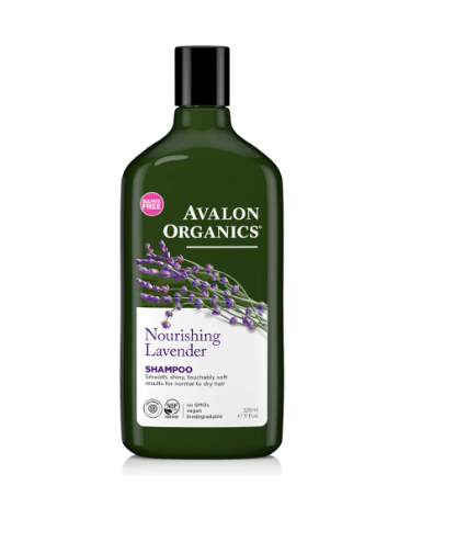 Avalon Organics Nourishing Lavender Shampoo 11oz