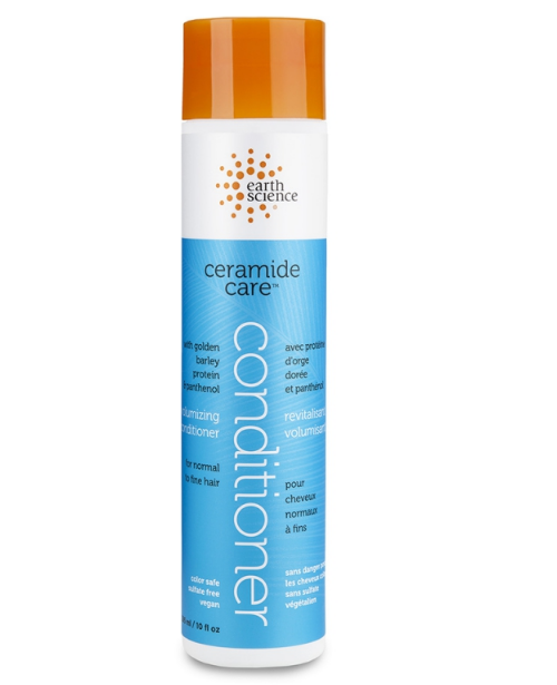 EarthScience Ceramide Care Conditioner Volume 10 oz