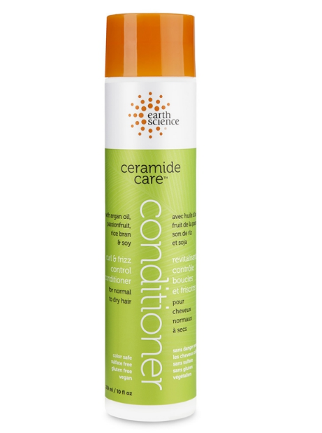 EarthScience Ceramide Care Conditioner Curl and Frizz Control 10 z