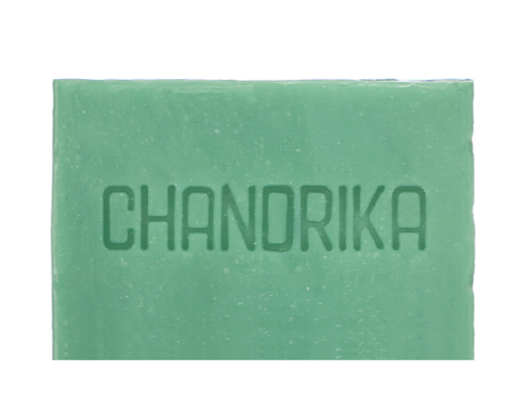 Chandrika Ayurvedic Soap 2.64oz